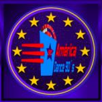 Logo da emissora América Dance 90's