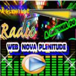 Logo da emissora R�dio Nova Plenitude Web