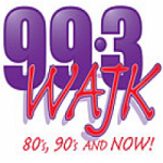 Logo da emissora Radio WAJK 99.3 FM