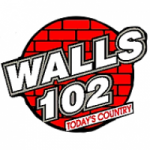 Logo da emissora Radio WALS 102.1 FM