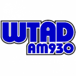 Logo da emissora Radio WTAD 930 AM