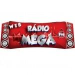 Logo da emissora R�dio Mega Fortaleza