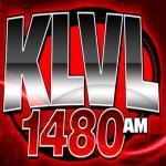 Logo da emissora KLVL 1480 AM
