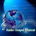 Logo da emissora Rádio Gospel Musical