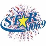 Logo da emissora Radio WXXC Star 106.9 FM