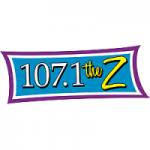 Logo da emissora Radio WZVN 107.1 The Z FM