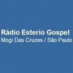 Logo da emissora Rádio Esterio Gospel