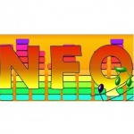 Logo da emissora Rádio NFQ