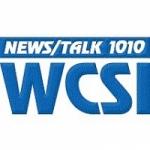 Logo da emissora Radio WCSI Newstalk 1010 AM