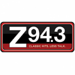 Logo da emissora Radio WZOC Z 94.3 FM