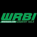 Logo da emissora Radio WRBI 103.9 FM