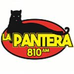 Logo da emissora Radio WSYW La Pantera 810 AM