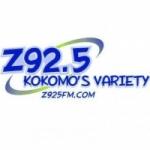 Logo da emissora Radio WZWZ Z 92.5 FM