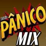 Logo da emissora Rádio Pânico Mix