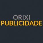 Logo da emissora Orixi Publicidade