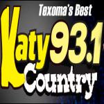 Logo da emissora KMKT 93.1 FM