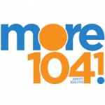 Logo da emissora Radio KMYR More 104.1 FM