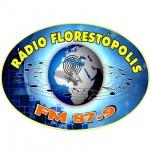 Logo da emissora Rádio Florestópolis 87.9 FM
