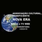 Logo da emissora Web R�dio Nova Era