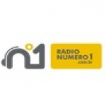 Logo da emissora R�dio N�mero 1
