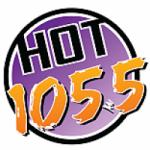 Logo da emissora Radio KKOY Hot 105.5 FM