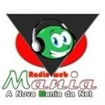 Logo da emissora Rádio Web Mania