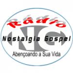 Logo da emissora Rádio Nostalgia Gospel