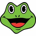 Logo da emissora Radio WFGS Froggy 103.7 FM