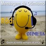 Logo da emissora Rádio Otimista