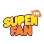 Logo da emissora Super Fan FM