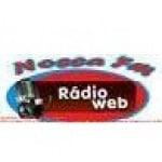Logo da emissora Nossa R�dio Web de Sim�es Filho