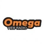 Logo da emissora Omega Web Rádio