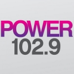 Logo da emissora Radio KKND Power 102.9 FM