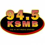 Logo da emissora Radio KSMB 94.5 FM