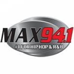 Logo da emissora Radio WEMX Max 94.1 FM