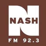 Logo da emissora Radio WRKN Nash 92.3 FM