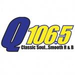 Logo da emissora Radio KQXL Q 106.5 FM