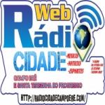 Logo da emissora Rádio Cidade Campo Erê