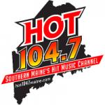 Logo da emissora Radio WHTP Hot 104.7 FM