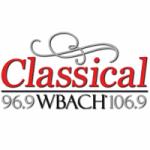 Logo da emissora Radio WBQX WBACH 96.9 FM 106.9 FM