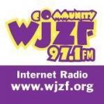 Logo da emissora Radio WJZF Community 97.1 FM