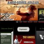 Logo da emissora R�dio Gospel Atalaia