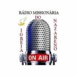 Logo da emissora Rádio Missionária de Limoeiro