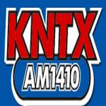 Logo da emissora KNTX 1410 AM