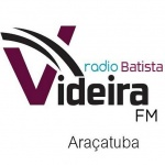 Logo da emissora Rádio Batista Videira FM