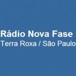 Logo da emissora Rádio Nova Fase