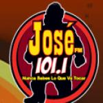 Logo da emissora KNVO 101.1 FM