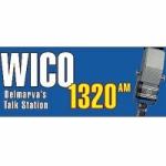 Logo da emissora Radio WICO 1320 AM