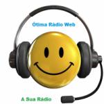 Logo da emissora Ótima Rádio Web