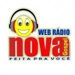 Logo da emissora Web R�dio Nova Gospel